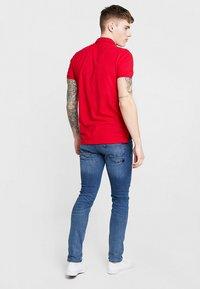 Jack & Jones - JJIGLENN JJFOX  - Slim fit jeans - blue denim - 2
