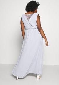 Chi Chi London Curvy - LARK DRESS - Cocktail dress / Party dress - blue - 2