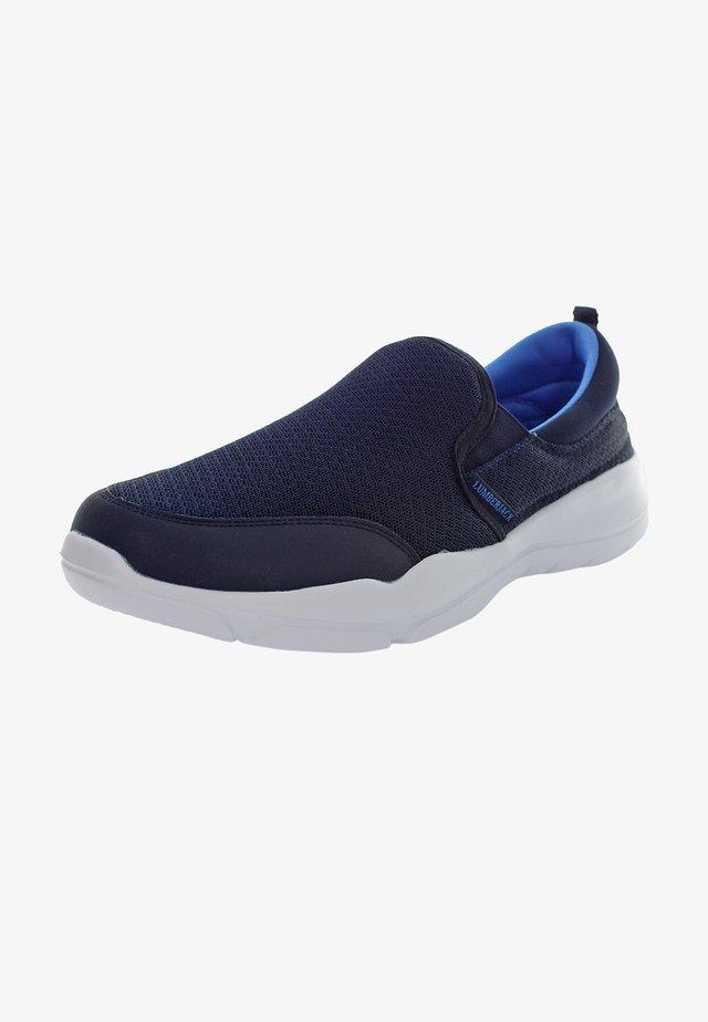 Matalavartiset tennarit - navy blue
