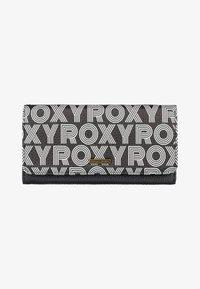 Roxy - HAZY DAZE - DREIFACH FALTBARES - Wallet - anthracite calif dreams - 0