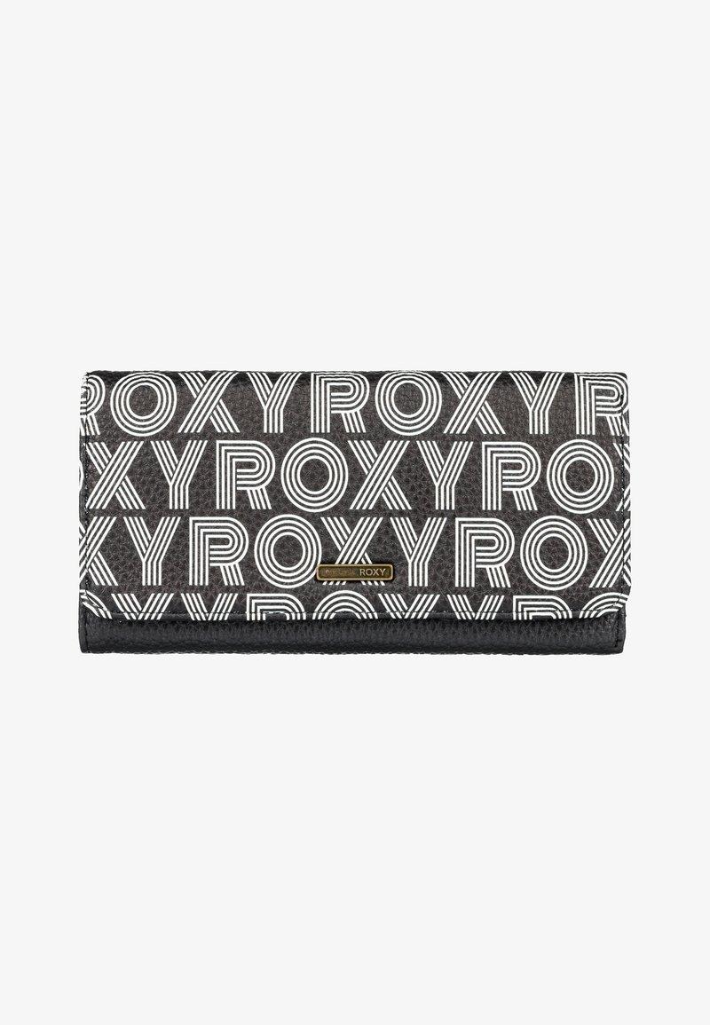 Roxy - HAZY DAZE - DREIFACH FALTBARES - Wallet - anthracite calif dreams