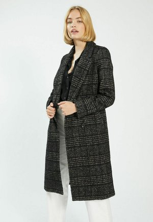 Classic coat - kastanienbraun