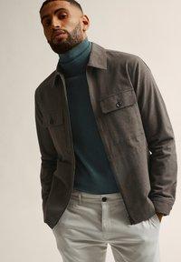 Bläck - RICHARD  - Light jacket - greige melange - 0