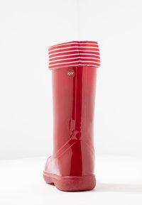 IGOR - PIPO NAUTICO UNISEX - Botas de agua - rojo/red - 4