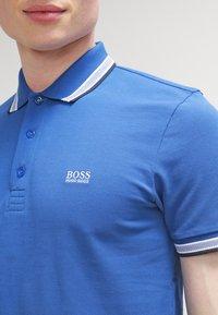 BOSS - PADDY  - Polo shirt - medium blue - 4