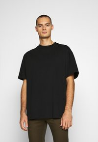 Weekday - GREAT - T-paita - black - 0