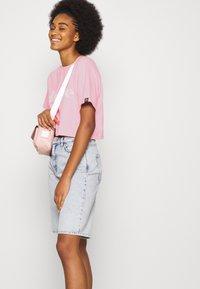 Ellesse - ALBERTA - T-shirts print - light pink - 3
