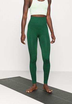 SEAMLESS - Leggings - green
