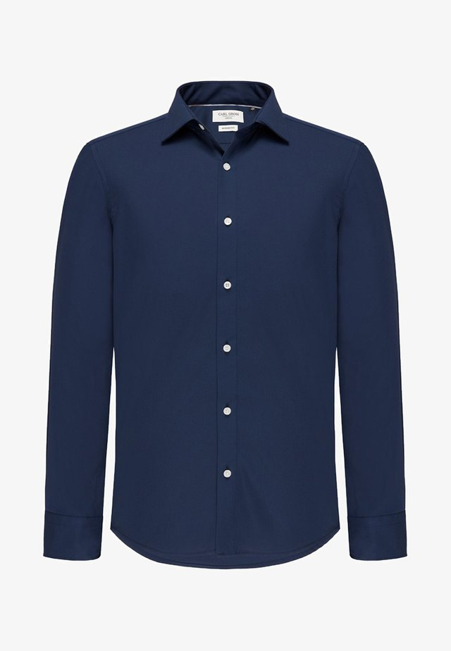 CG EDAN - Formal shirt - dark blue