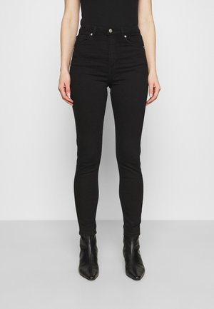 JANE - Jeans Skinny Fit - black/grey