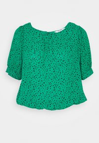 Dorothy Perkins Petite - SPOT - Blouse - green - 0