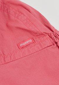 maximo - KIDS BASIC - Hat - pink - 2