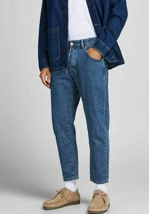 FRANK LEEN  - Jeans Tapered Fit - blue denim