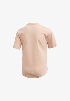 COTTON T-SHIRT - Camiseta estampada - pink