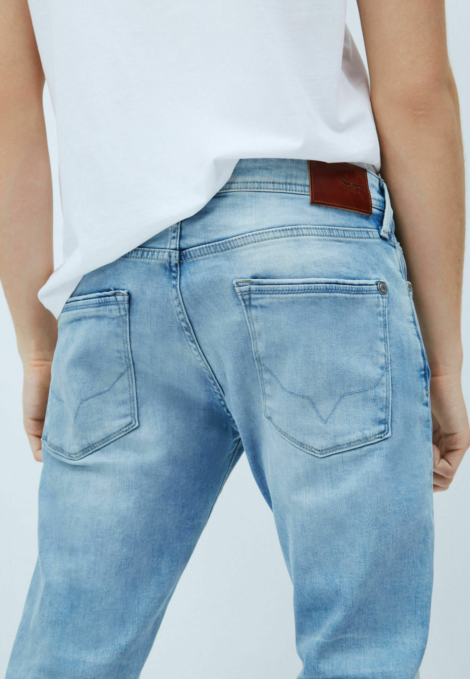 Uomo STANLEY - Jeans baggy