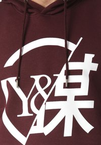 Young and Reckless - Sweatshirt - red - 3