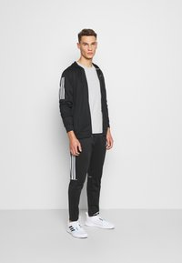 adidas Performance - AERO  - Zip-up hoodie - black - 1
