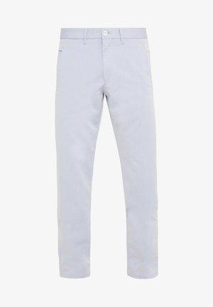 LEEMAN - Trousers - navy