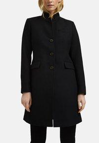 Esprit - Short coat - black - 3