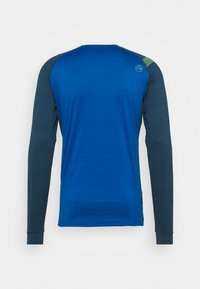 La Sportiva - TOUR LONG SLEEVE  - Sports shirt - aquarius/opal - 1