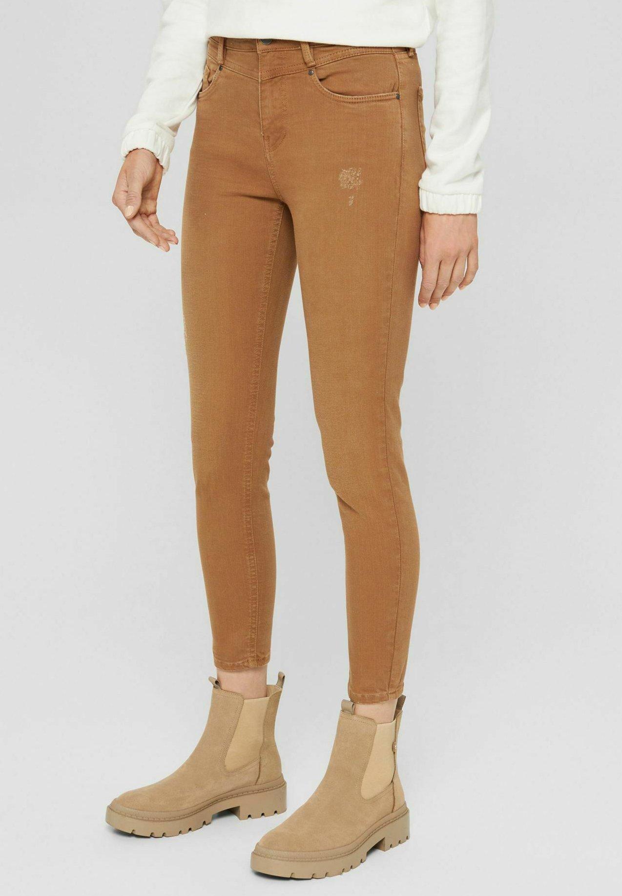 Femme MIT USED DETAILS - Pantalon classique