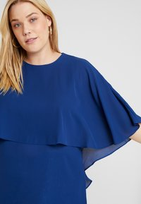 CAPSULE by Simply Be - OVERLAY - Blouse - navy - 3