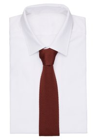 Twisted Tailor - TIE - Krawat - russet - 1