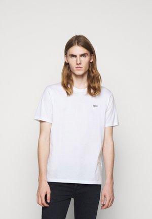 DERO - Basic T-shirt - natural