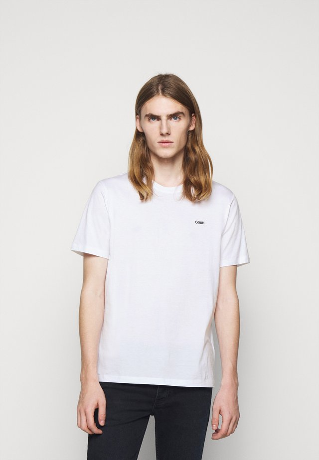 DERO - T-shirt basic - natural
