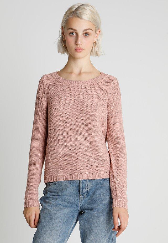 ONLGEENA - Sweter - misty rose
