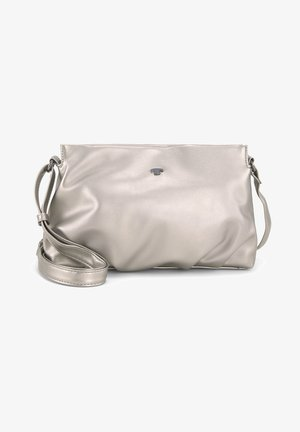 ANDRA  - Across body bag - old silber /silver