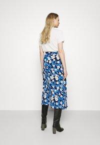 Marks & Spencer London - SKIRT - Áčková sukně - blue - 2