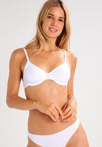 Palmers - MIRCO FINE  - T-shirt bra - weiss - 0