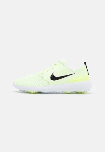 ROSHE G - Zapatos de golf - barely volt/black/white