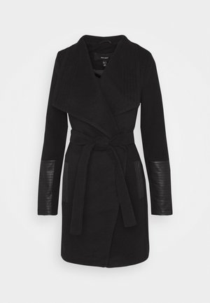 VMCALA JACKET - Classic coat - black