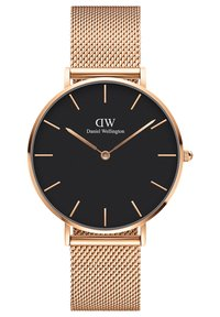 Daniel Wellington - PETITE MELROSE 36MM - Horloge - rose gold-coloured - 0
