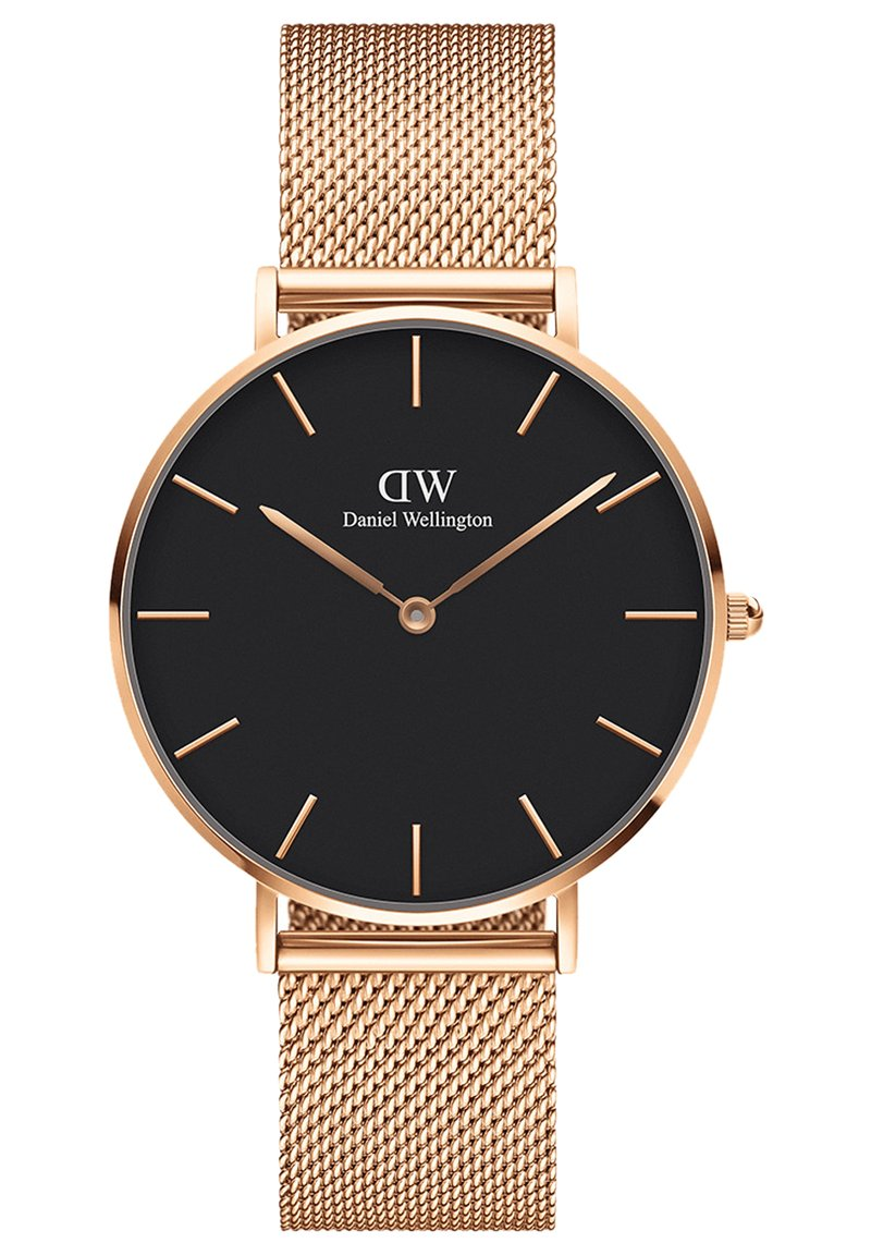 Daniel Wellington - PETITE MELROSE 36MM - Horloge - rose gold-coloured