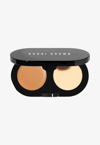 CREAMY CONCEALER KIT - Makeup set - honey