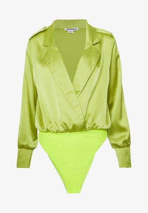 TEXTURE TAILORED  - Bluser - lemon