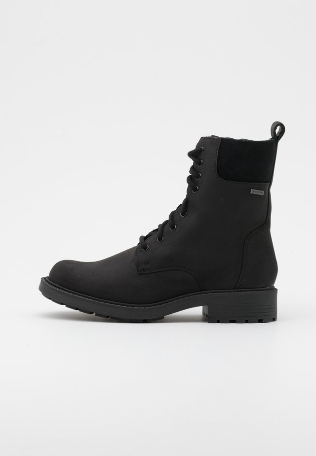 ORINOCO UP GTX - Bottines à lacets - black