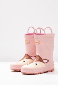 Chipmunks - DILLON - Bottes en caoutchouc - pink - 2