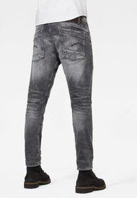 G-Star - SCUTAR 3D SLIM TAPERED - Slim fit jeans - vintage basalt - 1