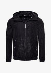 Superdry - SURPLUS GOODS HIKER  - Training jacket - black - 2