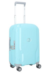 Delsey - CLAVEL - Wheeled suitcase - blue gray - 3