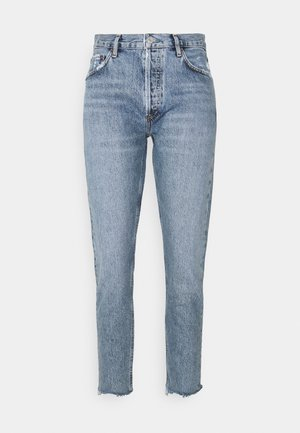 LIVESTREAM JAMIE CLASSIC - Jeansy Slim Fit - medium indigo