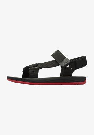 SAIL GP - Walking sandals - schwarz