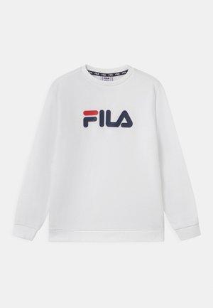 VIOLO LOGO CREW UNISEX - Sweatshirts - bright white