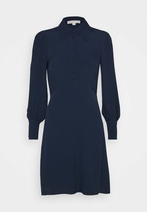 MINI DRESS - Shirt dress - midnightblue