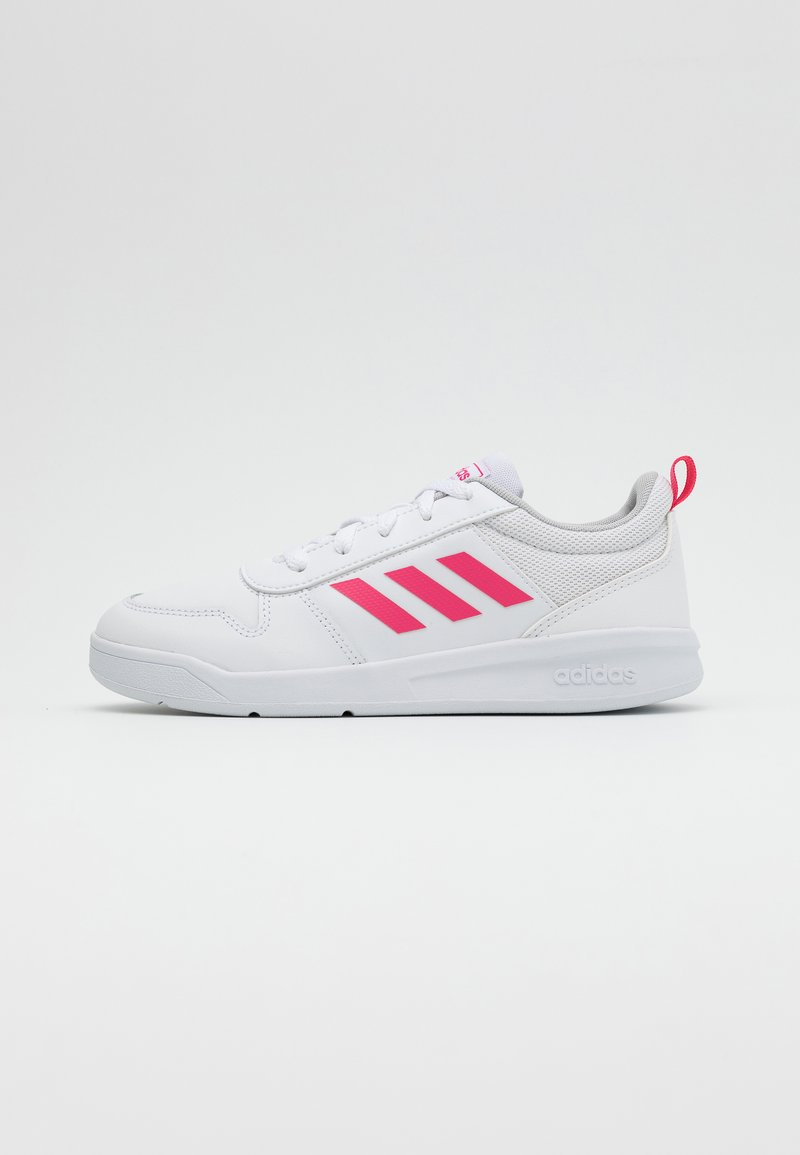 adidas Performance - VECTOR K UNISEX - Sports shoes - footwear white/real pink
