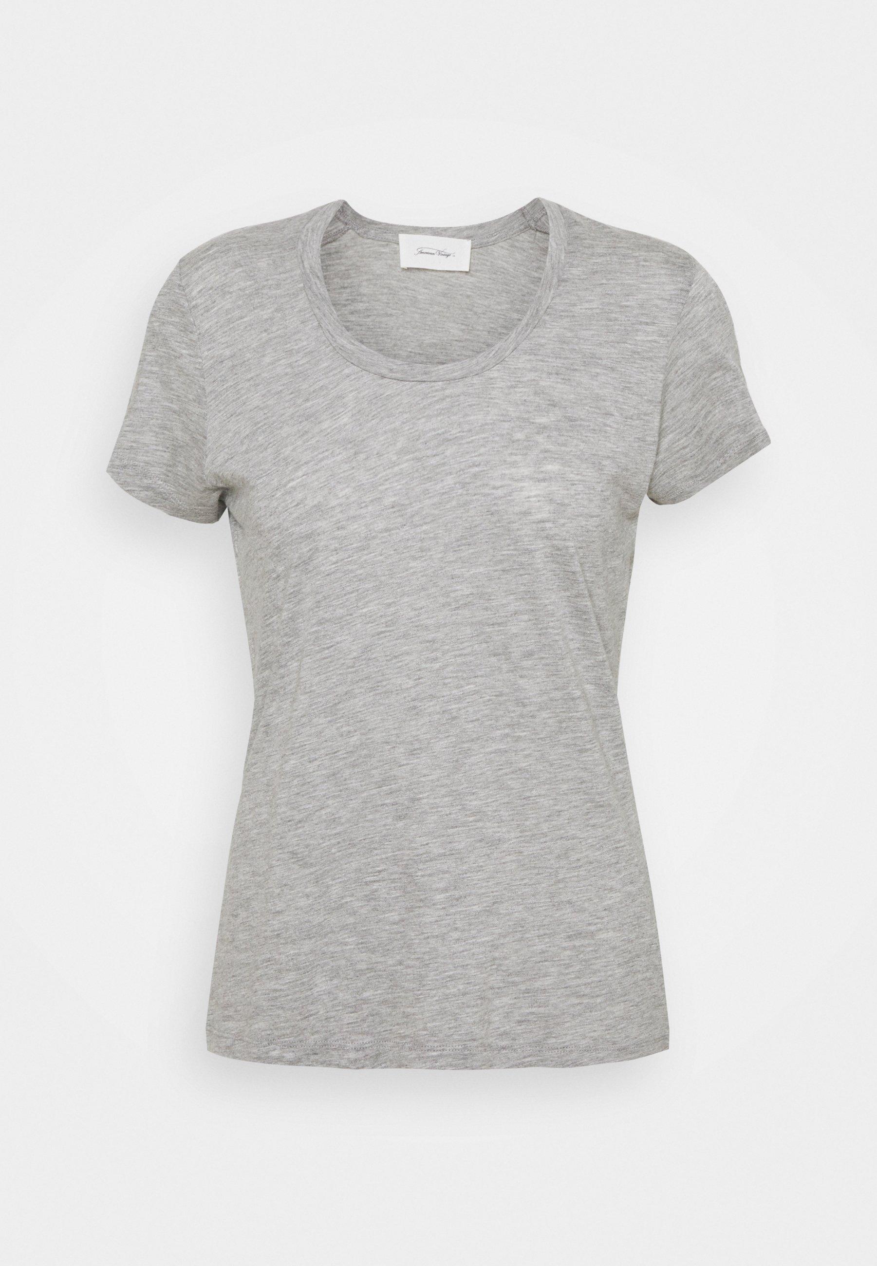 Women JACKSONVILLE ROUND NECK - Basic T-shirt